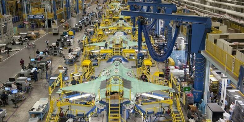 Face aux coupes budgétaires, Lockheed supprime 4.000 postes