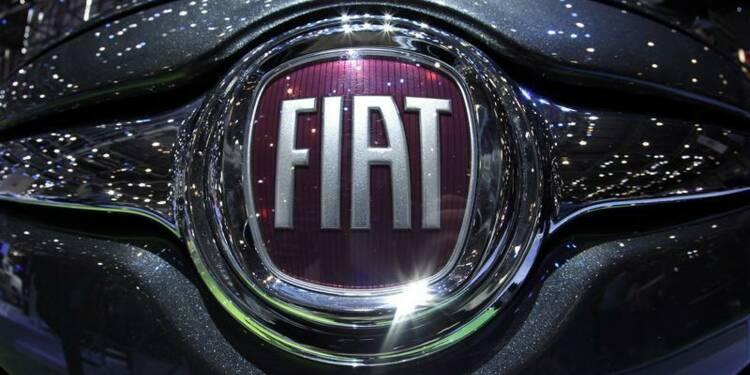 Fiat promet de rester en Italie