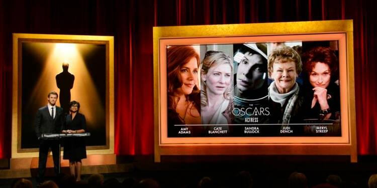 """Gravity"" avec ""American Bluff"" en orbite pour les Oscar"