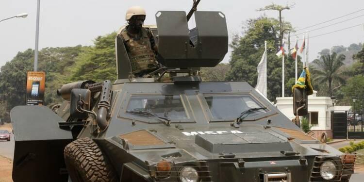 L'Onu demande 3.000 renforts d'urgence en Centrafrique