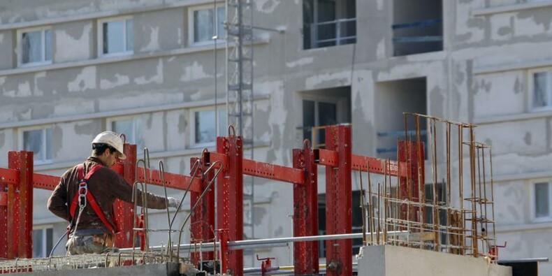 Les permis de construire en baisse au deuxième trimestre