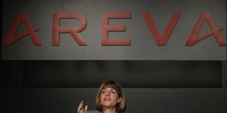 """Anne Lauvergeon, ex-patronne d'Areva, dénonce un """"acharnement"""""""