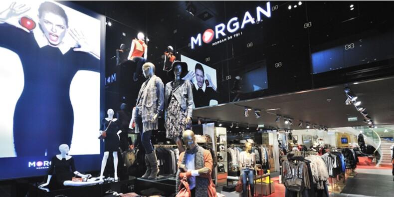 Comment Morgan est redevenu sexy en dix-huit mois