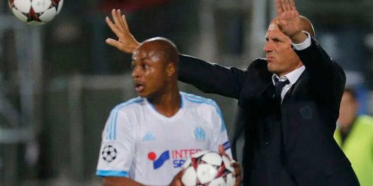 Ligue des champions: les Marseillais déçus mais pas découragés