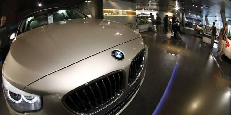 BMW va rappeler plus de 143.000 véhicules en Chine