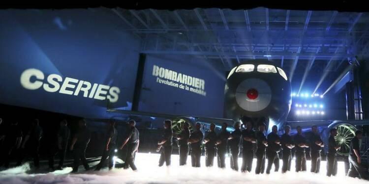 Les commandes d'avions de Bombardier en baisse de 19% en 2013