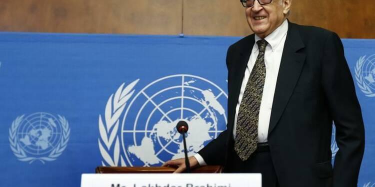 Les pourparlers de paix sur la Syrie s'enlisent