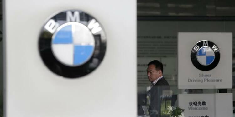 BMW rappelle 220.000 véhicules pour un problème d'airbag