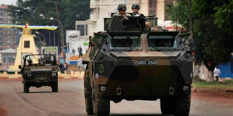 Des renforts français ont commencé à arriver à Bangui