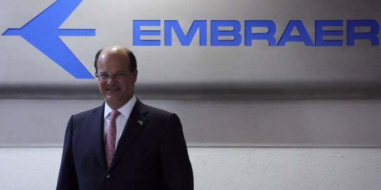Embraer relance sa gamme E-Jets face à Bombardier