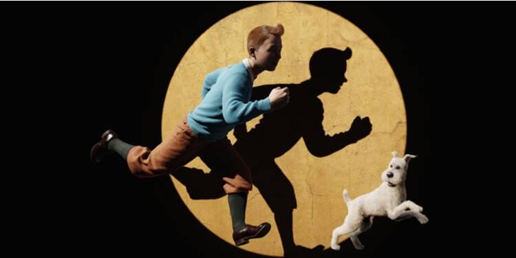 Tintin au cinéma : objectif thunes