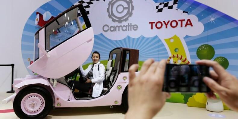 Toyota veut doubler ses ventes en Chine, vise les 2 millions