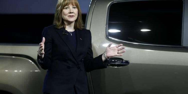 General Motors à l'épreuve des parts de marché aux Etats-Unis