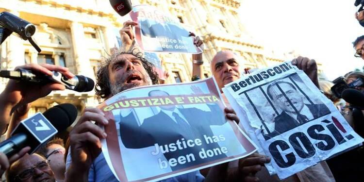 Silvio Berlusconi dans l'attente d'un verdict