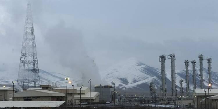 Accord de coopération entre l'AIEA et l'Iran