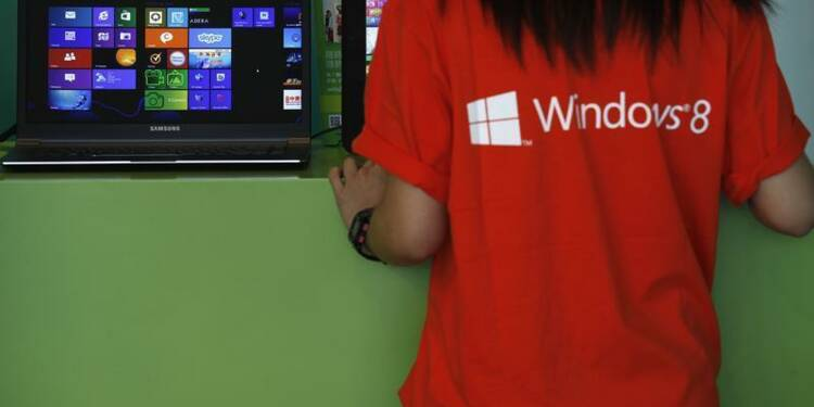 8.1, la version améliorée de Windows 8, disponible courant 2013