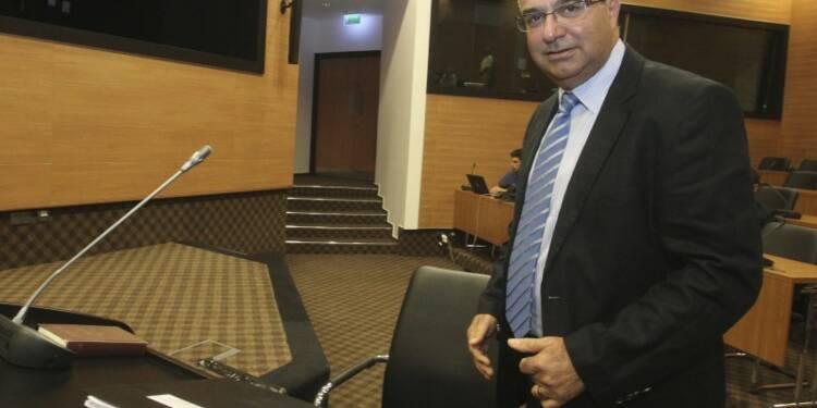 Démission du gouverneur de la banque centrale de Chypre