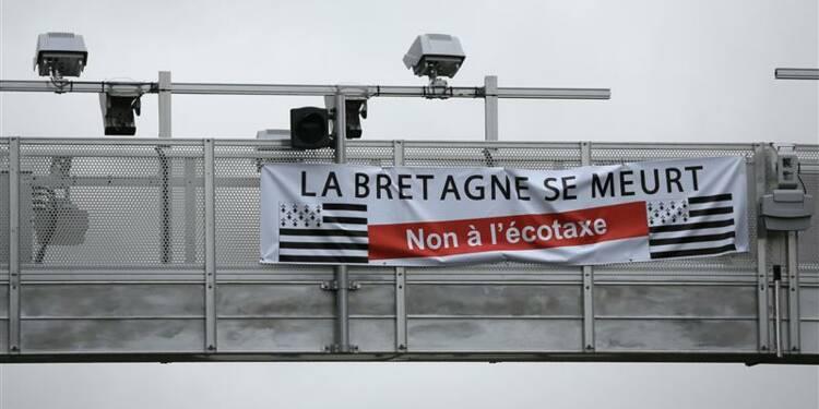 Le gouvernement rejette l'ultimatum breton sur l'écotaxe