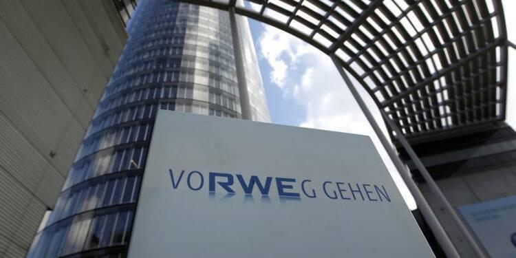 RWE supprimera 2.500 emplois en Allemagne