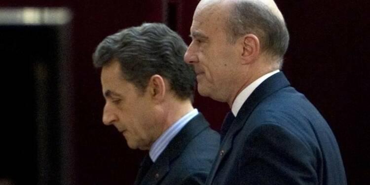 Les Français préfèrent Juppé à Sarkozy à la tête de l'UMP