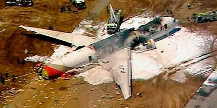 Accident d'un Boeing 777 à San Francisco, 1 mort, 20-30 blessés