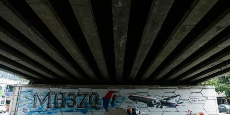 Information judiciaire en France sur le vol MH370