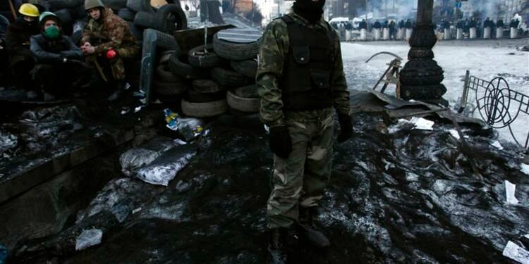Ianoukovitch n'aurait pas l'intention de recourir à la force