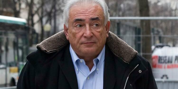 """Strauss-Kahn attaque en justice l'auteur de """"Belle et Bête"""""""