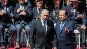 """Hollande avocat de l'Ukraine en un """"D-Day"""" diplomatique"""