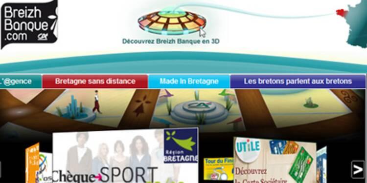 Breizh Banque exploite la fibre régionaliste