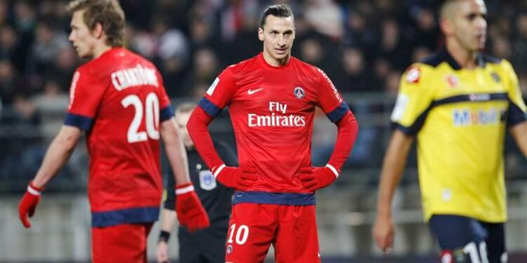 Ligue 1: fin de série pour le PSG