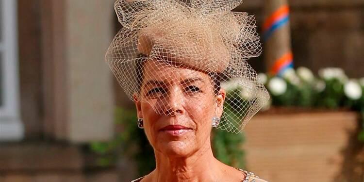 Caroline de Monaco grand-mère pour la première fois