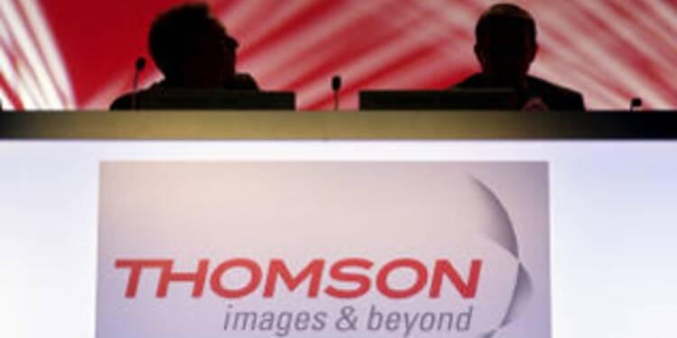 Thomson présentera son plan de sauvetage ce soir après la clôture du marché