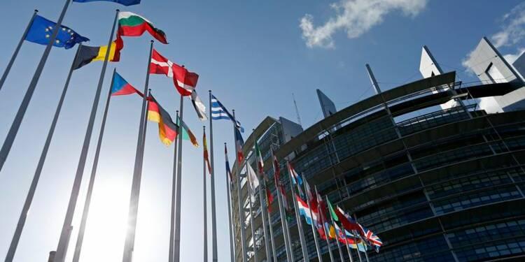 Le Parti populaire européen donné vainqueur avec 211 sièges