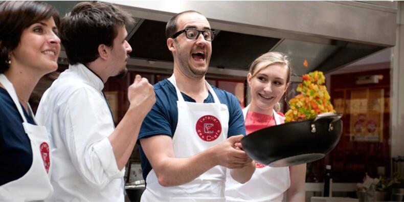Les cours de cuisine aux particuliers ne désemplissent pas