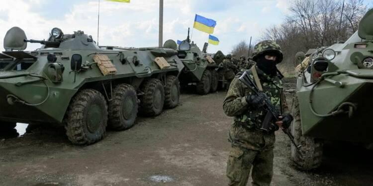 Opération en cours dans l'est de l'Ukraine, dit Kiev