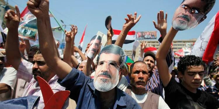 Le pouvoir égyptien accuse Morsi de meurtre et enlèvement