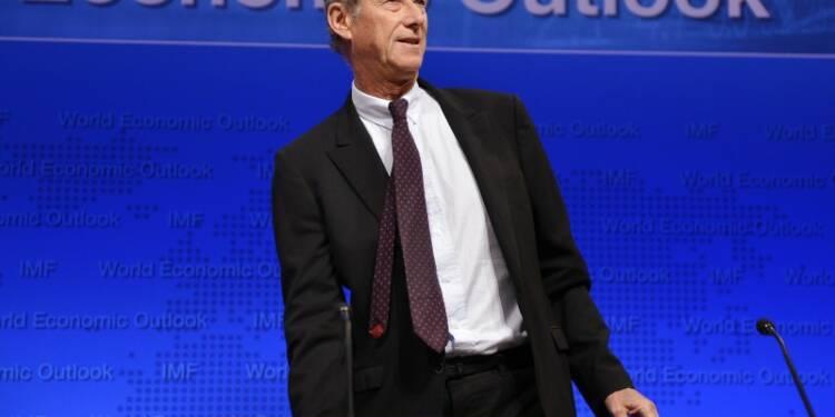 Le chef économiste du FMI souligne le risque de déflation, surtout en zone euro