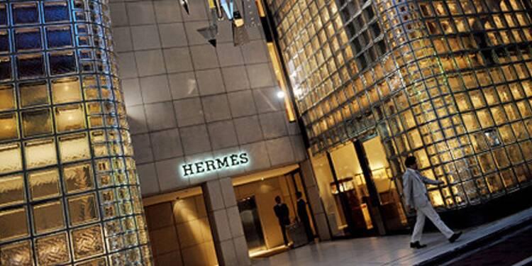 L'action Hermes recherchée après l'entrée au capital de LVMH