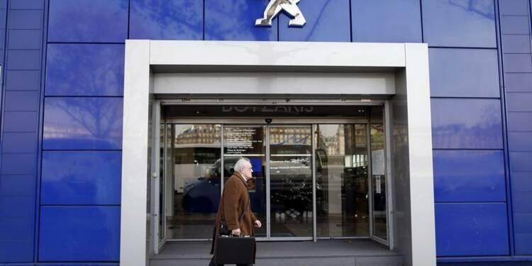 Deux clans s'affronteraient sur la recapitalisation de PSA