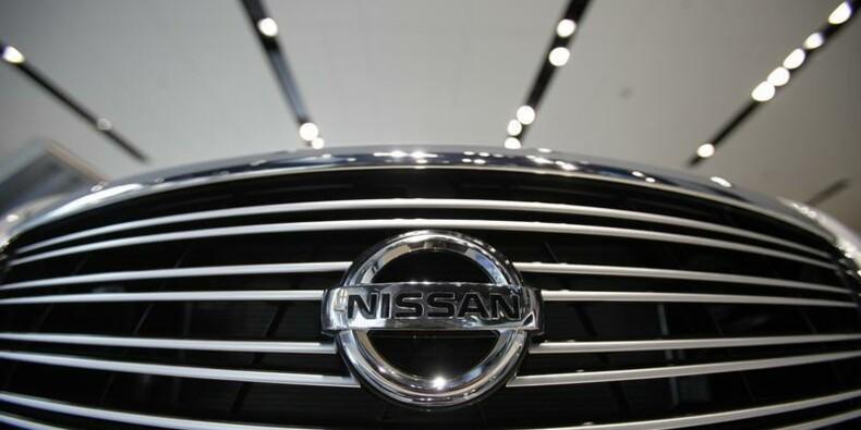 Nissan rappelle 908.900 voitures pour un problème d'accélération