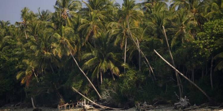 """Le """"naufragé du Pacifique"""" pris en charge aux îles Marshall"""
