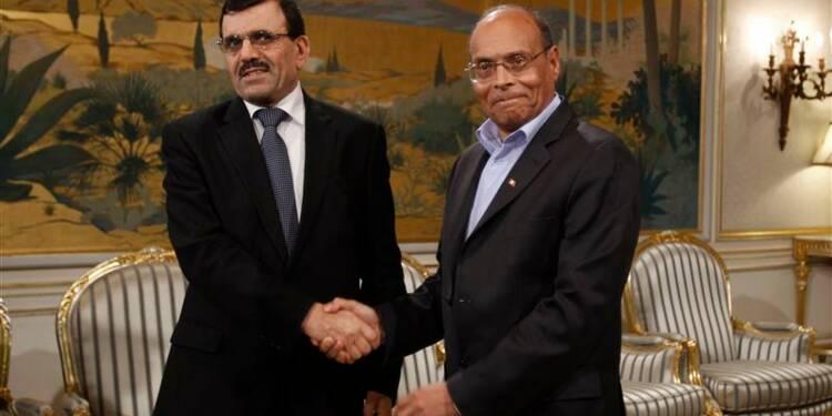 Moncef Marzouki charge Ali Larayedh de former un gouvernement