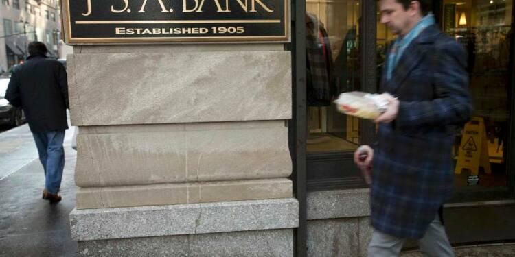 Men's Wearhouse achète Jos. A. Bank pour 1,8 milliard de dollars