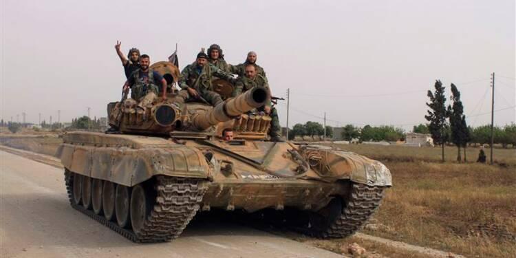 Les rebelles appellent à l'aide, Assad irait à Genève