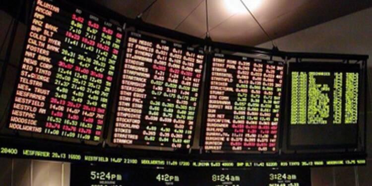 Pour la première séance de 2010, le Cac 40 franchit les 4.000 points