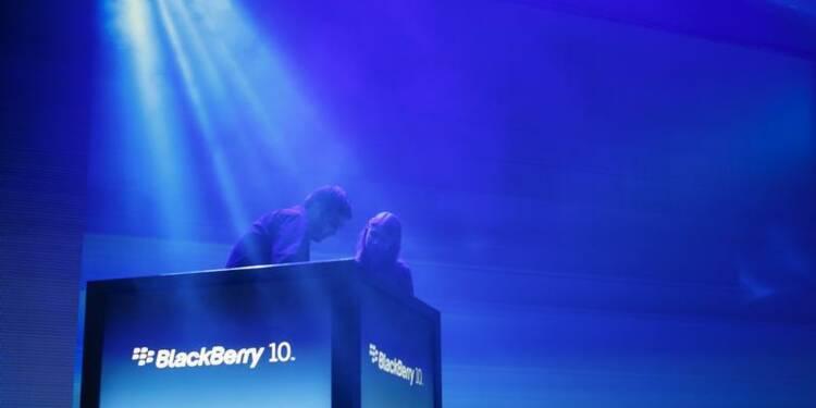 BlackBerry pourrait supprimer des milliers de postes