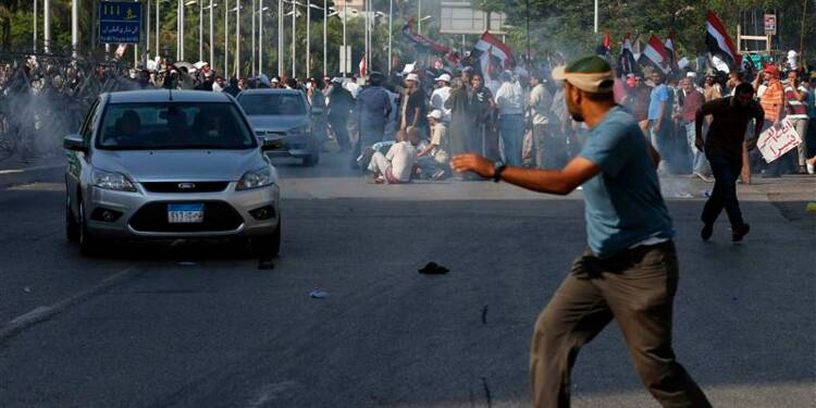 Trois morts dans des manifestations pro-Morsi en Egypte