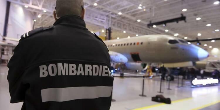 Hausse du bénéfice ajusté de Bombardier au 1er trimestre