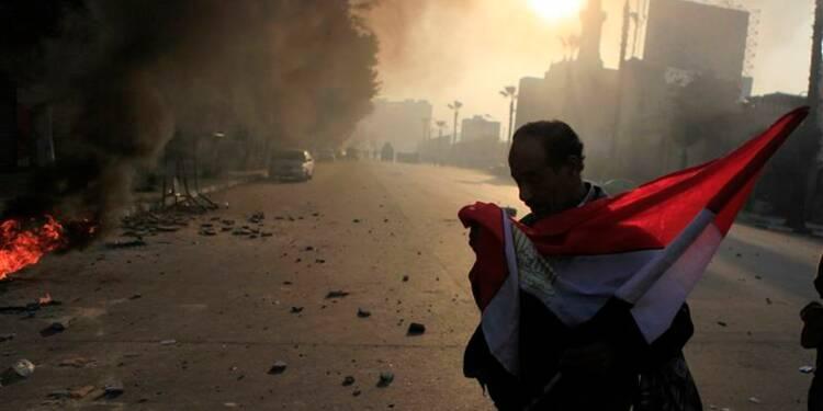Quatre manifestants tués au Caire